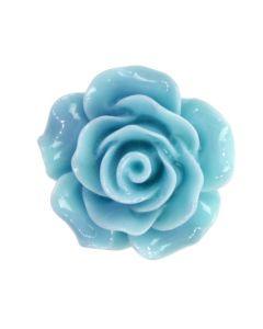 Medium Turquoise Rosie