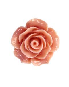 Medium Peach Rosie