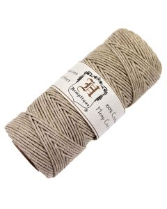 Hemptique Hemp Cord - Natural