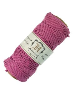 Hemptique Hemp Cord Bright Pink