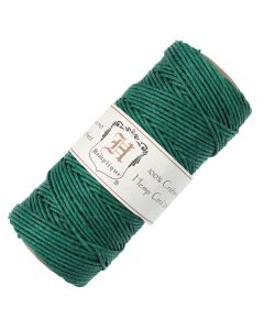 Hemptique Hemp Cord Green