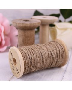 Jute Rope 2mm Natural