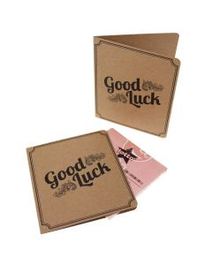 Good Luck Kraft Lottery Ticket Holders - Vintage Affair
