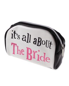 Make Up Bag - Its all about The Bride