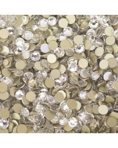 3mm SS12 Crystal Non Hot Fix Gems Pack of 1000