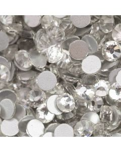 5mm Crystal SS20 Non Hot Fix Gems Pack of 100