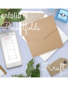 Kraft Enfolio Pocketfolds and Wallets
