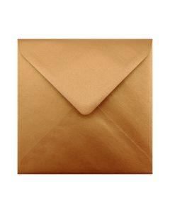 Stardream Copper 155mm Square Envelopes