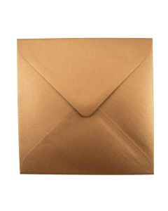 Stardream Copper 155mm Large Square Envelopes