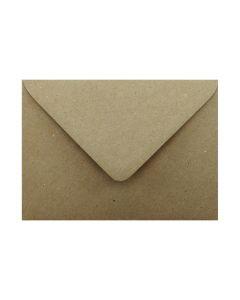 Kraft 125 x 175mm Envelopes