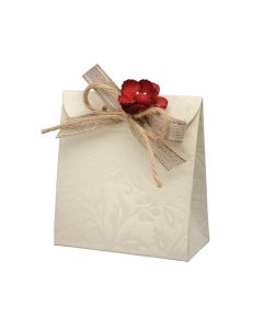 Diamante Sachet Favour Box (Pack of 10)