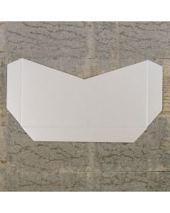 Enfolio Tentfold (Lg Sq) Add On Pocket - Pearlescent Ivory