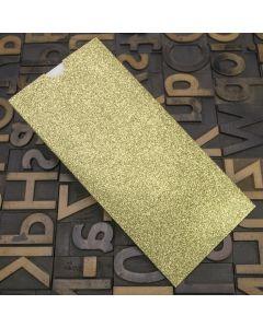 Enfolio Wallet (DL) - Gold Glitter Card