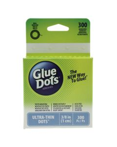 1cm Ultra Thin - Glue Dots on a Roll