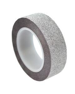 Glitter Tape - Bright Silver