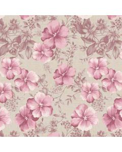 Hermosa Flor Decorative Paper - Zoom