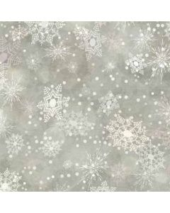 Ice Crystal Decorative Paper - Zoom