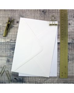 Small C5 Envelopes perfect for flat wedding invitations