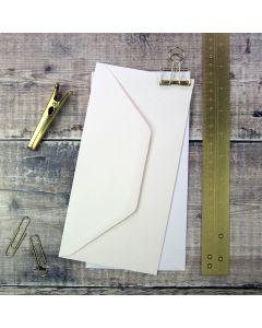 DL (Large Tall) Envelopes for Wedding Invitations