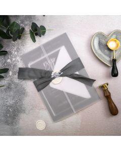 Belle Fleur Wedding Invitation Recipe