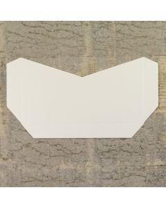 Enfolio Tentfold (Lg Sq) Add On Pocket - Ivory Sparkle