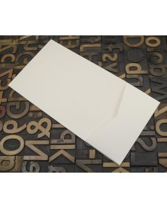 Enfolio Tentfold (Lg Sq) and Add On Pockets - Ivory Sparkle