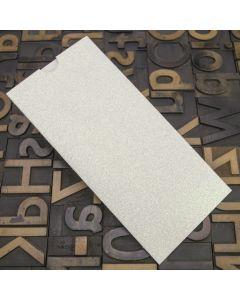 Enfolio Wallet (DL) - Iridescent White Glitter Card