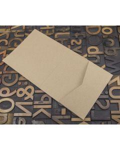 Enfolio Tentfold (Lg Sq) and Add On Pockets - Kraft