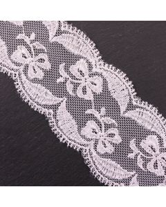 45mm Wide Elora Tulle Lace