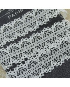 Stephania Lace on Presentation Lace Keeper - Detail
