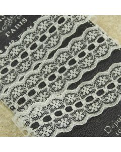 Dionisia Lace on Presentation Lace Keeper - Detail