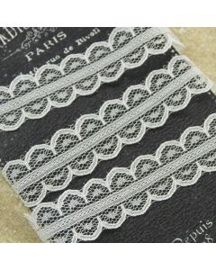 Alexia Lace on Presentation Lace Keeper - Detail