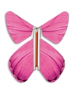 Fashion Rose Pink Magic Flyer Butterfly