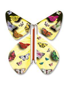 Butterflies of the World Magic Flyer Butterfly