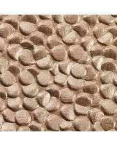 Gold Pebble Paper - Detail