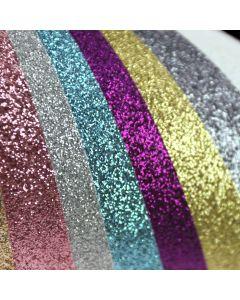 Glitz Glitter Paper Swatch Set