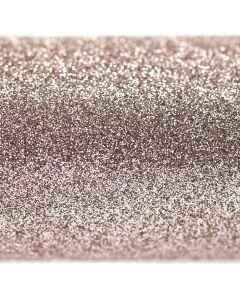 Champagne Supernova A4 Glitter Paper - Close Up