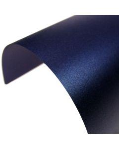 Stardream Lapislazuli Pearlescent A4 Card - Curve