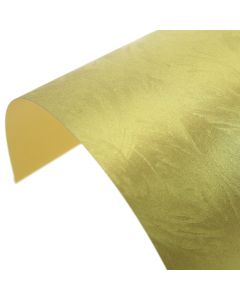 Precious Pearl Regal Gold Raphael Pearlescent A4 Card