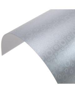 Precious Pearl Mercury Silver Illusion Pearlescent A4 Card