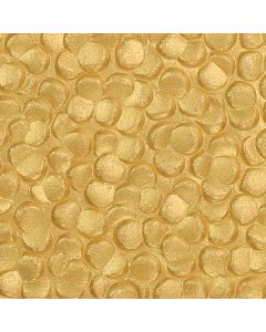 Bright Gold Pebble Paper - Zoom