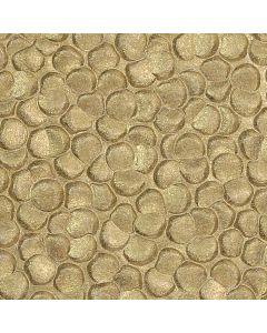 Antique Gold Pebble Paper - Zoom