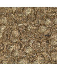 Antique Bronze Pebble Paper - Zoom