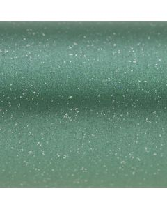 Xmas Green Pearlised Lustre Sparkle A4 Card