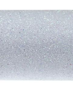 Iridescent Blue A4 Glitter Paper - Close Up