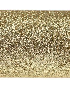 Gold A4 Glitter Paper - Close Up