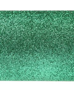Emerald Green Card A4 Glitter Card - Close Up