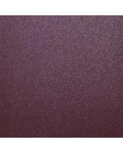 Majestic Nightclub Purple Pearlescent A4 Card