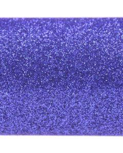 Navy A4 Glitter Paper - Close Up
