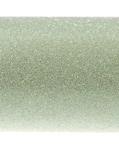 Iridescent Mint A4 Glitter Paper - Close Up